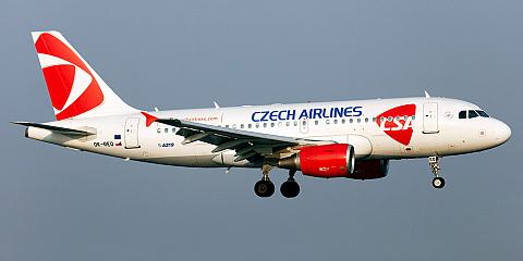 CSA – Czech Airlines. Airline code, web site, phone, reviews and opinions.