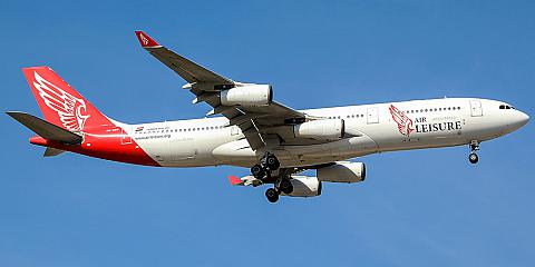 Airbus A340-200 - commercial aircraft. Pictures, specifications, reviews.