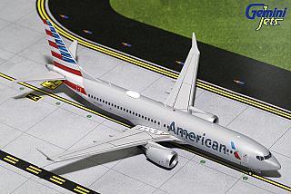 Модель самолета Boeing 737 MAX 8