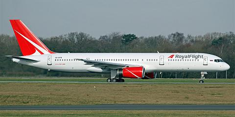Royal Flight. Airline code, web site, phone, reviews and opinions.