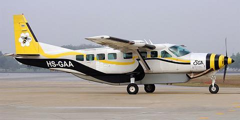 Cessna Caravan - пассажирский самолет. Фото, характеристики, отзывы.