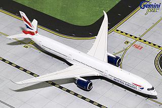 Модель самолета Airbus A350-1000