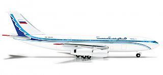 Модель самолета Ильюшин Ил-86