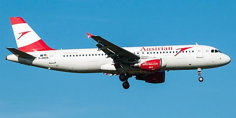 Austrian Airlines. Airline code, web site, phone, reviews and opinions.