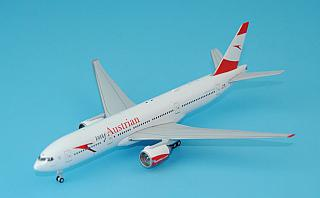 Модель самолета Boeing 777-200ER