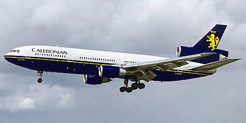 Douglas DC-10 - commercial aircraft. Pictures, specifications, reviews.