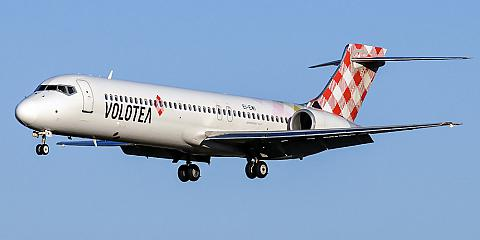 Boeing 717 - commercial aircraft. Pictures, specifications, reviews.