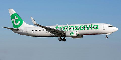 Transavia Airlines. Airline code, web site, phone, reviews and opinions.