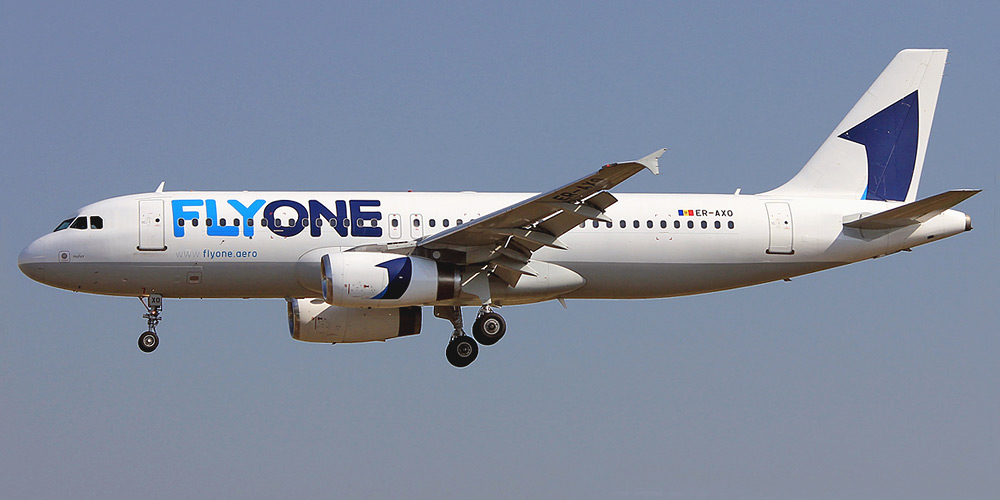 Fly One airline