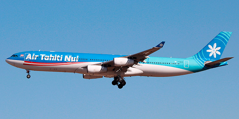 Air Tahiti Nui airline