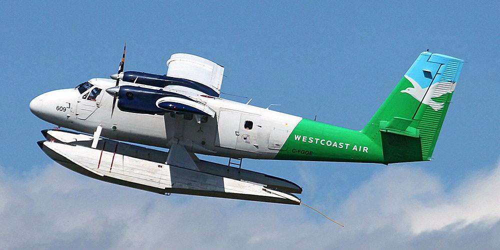 West Coast Air airline