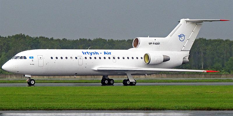 Irtysh-Air airline