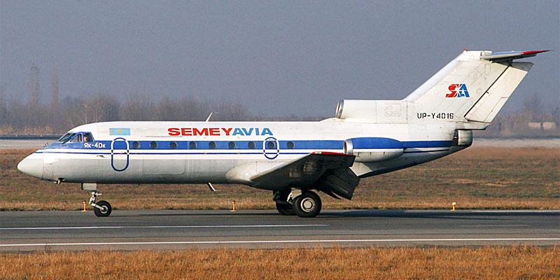 Semeyavia airline