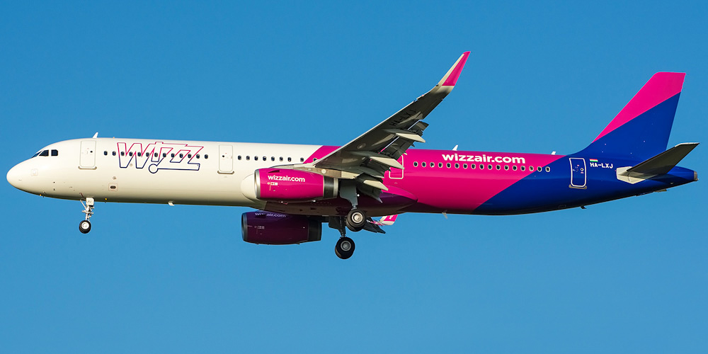 Wizz Air airline