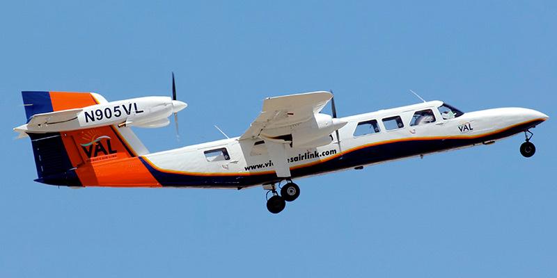 Britten-Norman Trislander- пассажирский самолет. Фото, характеристики, отзывы.