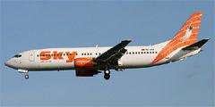 Авиакомпания Скай Эйрлайнз (Sky Airlines)