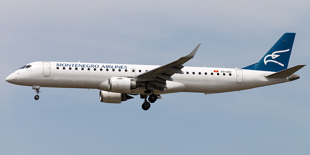 Montenegro Airlines airline