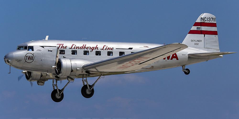 Douglas DC-2- пассажирский самолет. Фото, характеристики, отзывы.