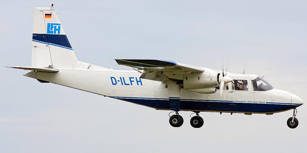LFH Luftverkehr Friesland Harle airline