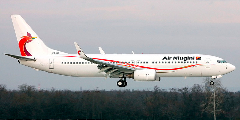 Air Niugini airline