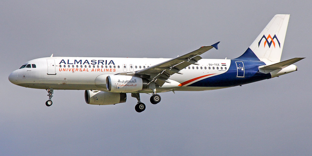 AlMasria Universal Airlines airline