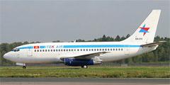Авиакомпания Итэк Эйр (Itek Air)