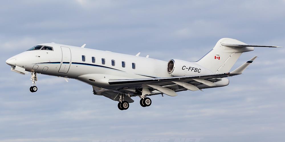 Bombardier Challenger- пассажирский самолет. Фото, характеристики, отзывы.