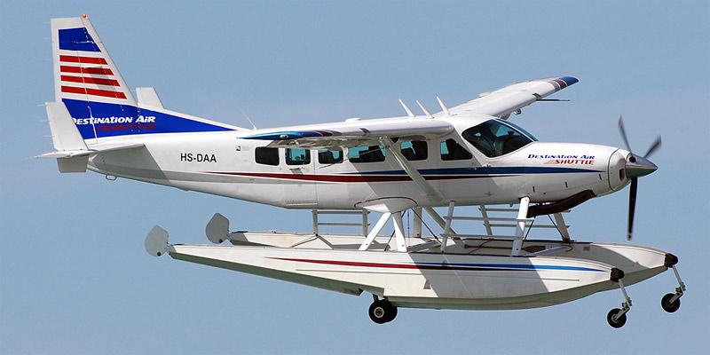Самолет Cessna Caravan авиакомпании Destination Air Shuttle