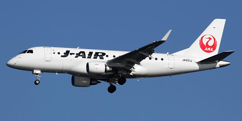 Embraer 170 авиакомпании J-Air