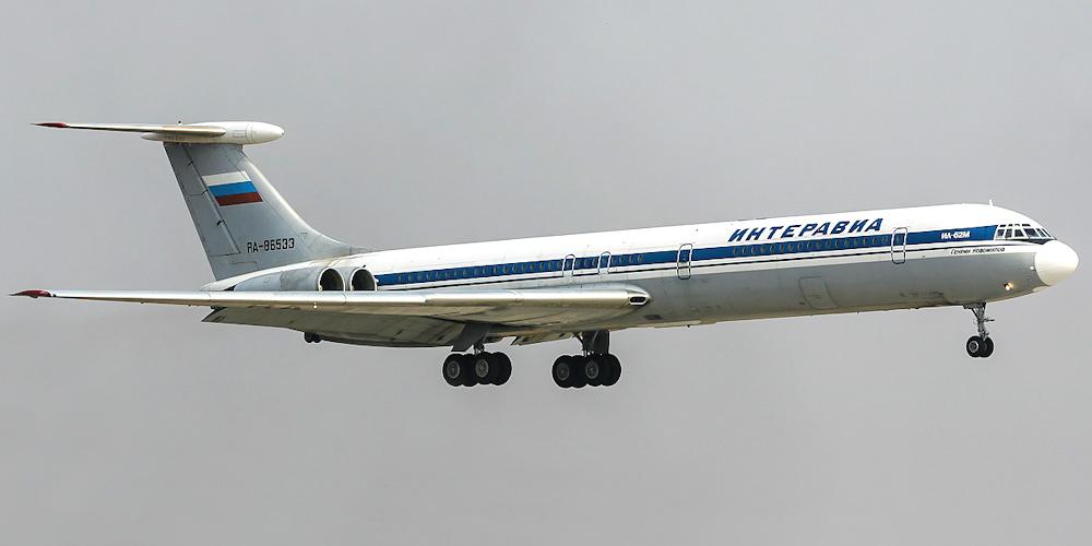 Ilyushin Il-62- passenger aircraft. Photos, characteristics, reviews.