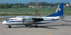 Авиакомпания Гомельавиа (Gomelavia)
