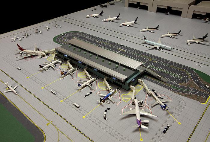 """Пассажирский терминал, тип """"B"""""""