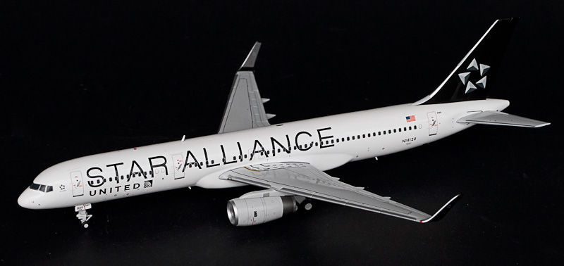 "Boeing 757-200 ""Star Alliance"""