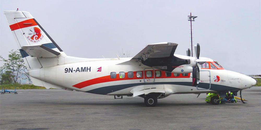 Summit Air airline