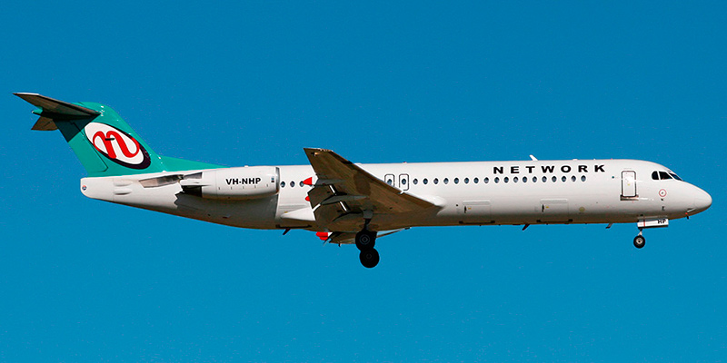 Network Aviation Australia airline