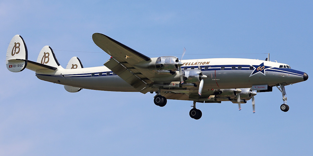 Lockheed Constellation- passenger aircraft. Photos, characteristics, reviews.