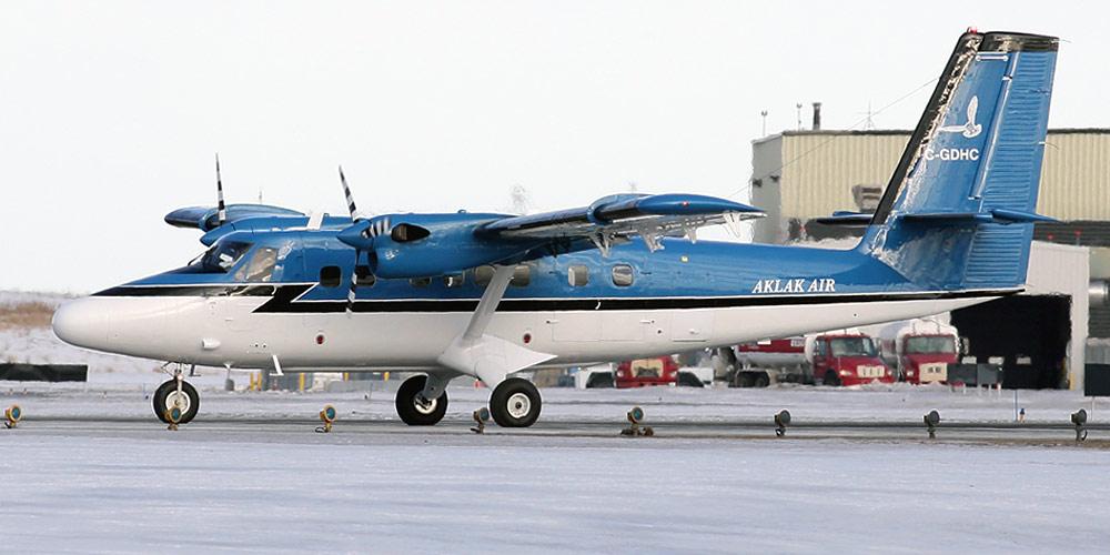 Aklak Air airline