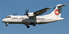 Cimber Sterling airline