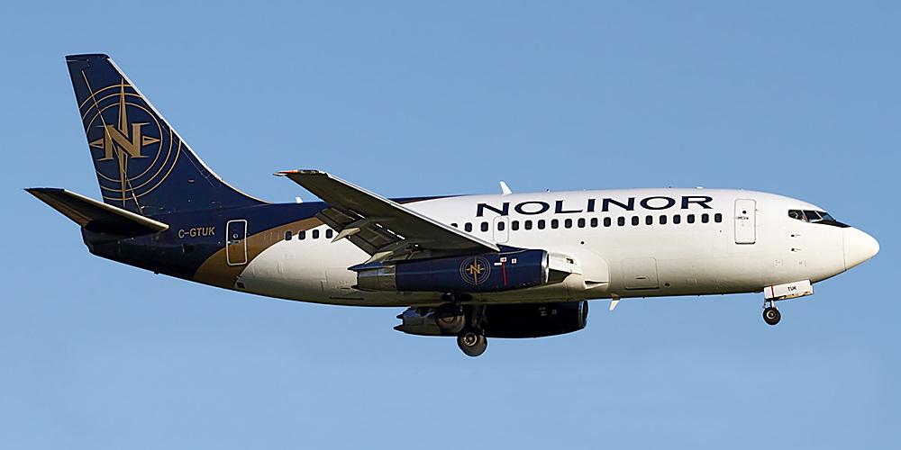 Nolinor Aviation airline