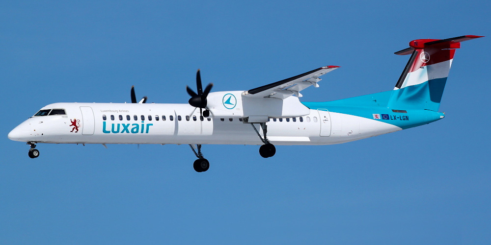 Luxair airline
