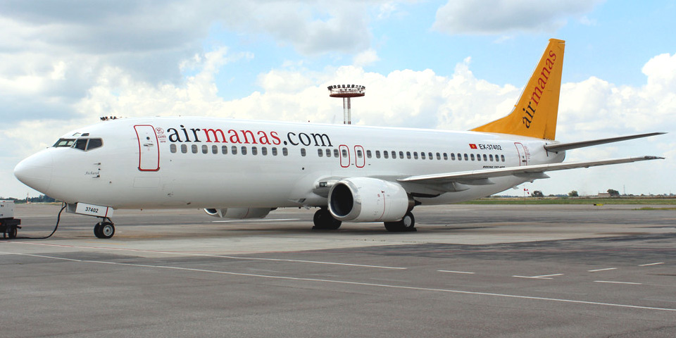 Air Manas airline
