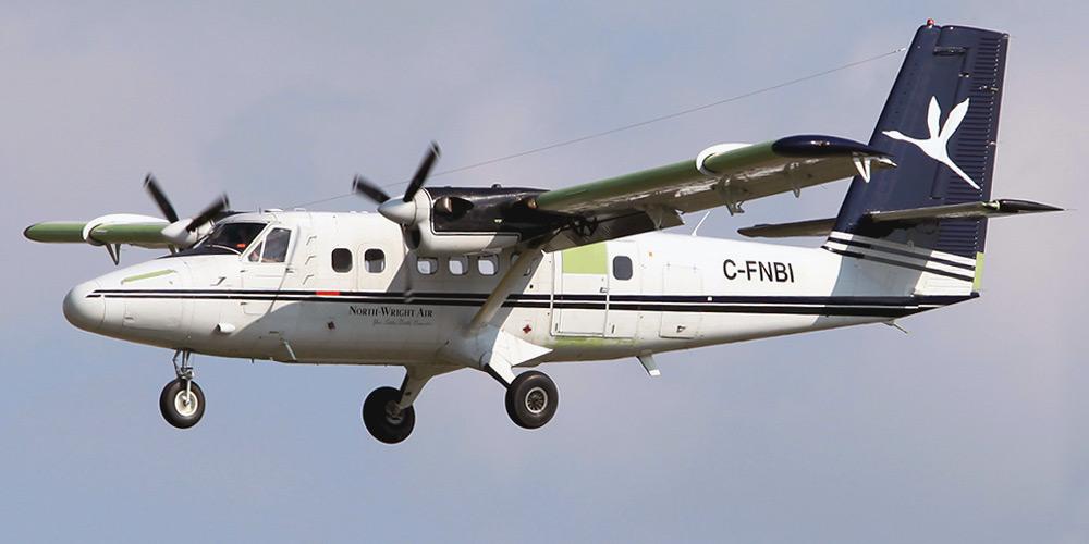 DHC-6 Twin Otter авиакомпании North Wright Airways