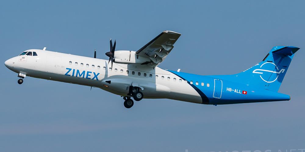 Zimex Aviation airline
