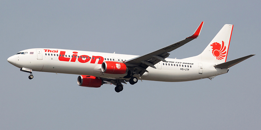 Thai Lion Air airline