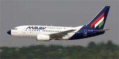 Авиакомпания Malev