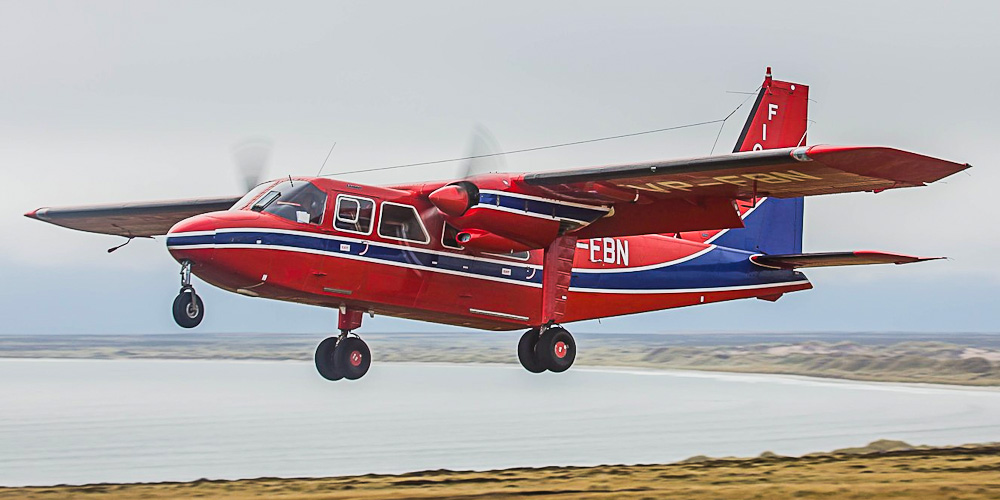 Falkland Island Government Air Service - FIGAS airline