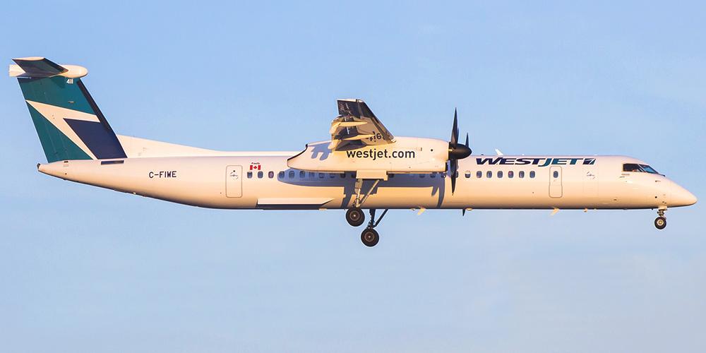 WestJet Encore airline