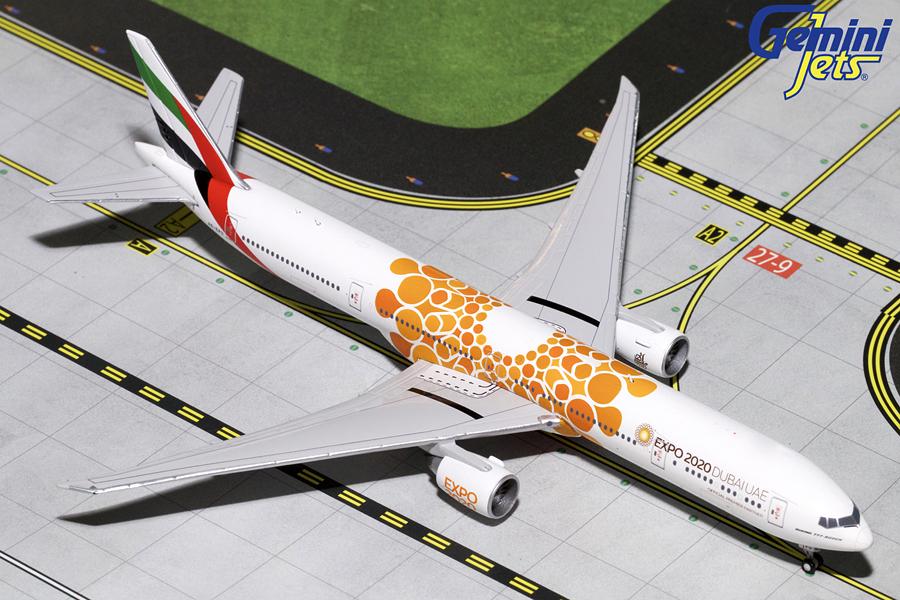 """Boeing 777-300ER """"Orange Expo 2020"""""""