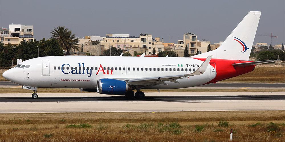 Cally Air airline
