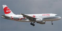Авиакомпания Еврофлай (Eurofly)